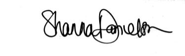 Shanna Danielson signature